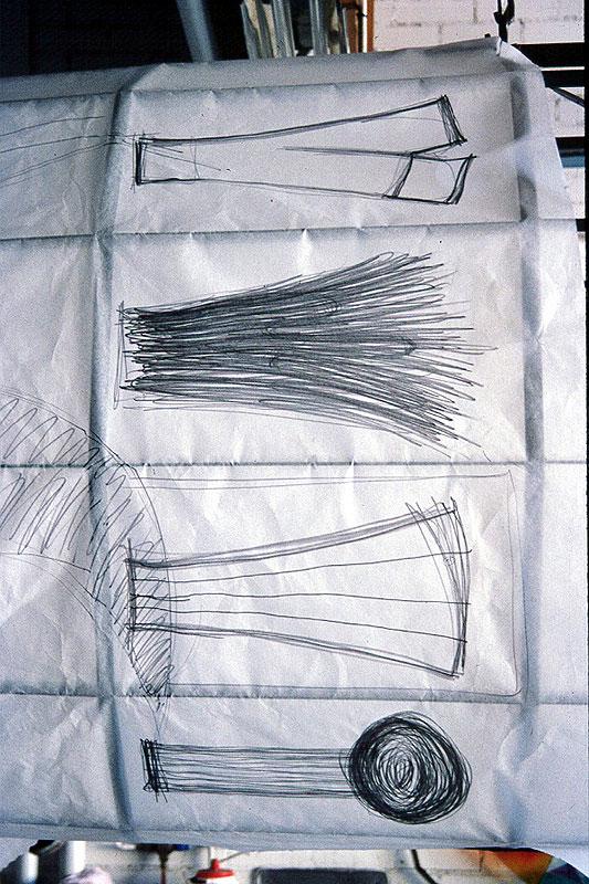 Tuulipussi, 1994, asentaminen 2, Malmi-talo, Helsinki